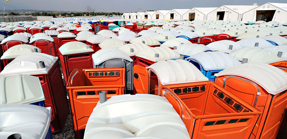Champion Portable Toilets in Port St Lucie, FL